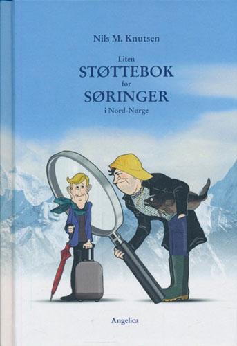 Liten støttebok for søringer i Nord-Norge. Illustrasjoner: Siv Storøy.