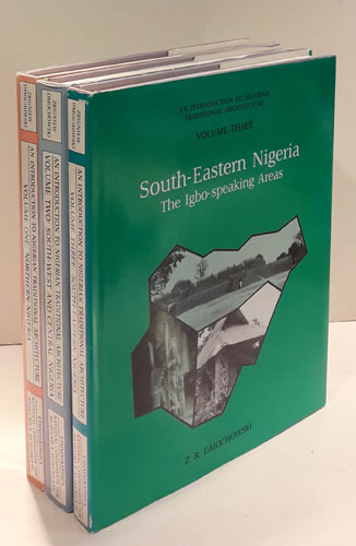 An Introduction to Nigerian Traditional Architecture. Northern Nigeria. / South-West and Central Nigeria. / South-Eastern Nigeria, The Igbo-speaking Areas.