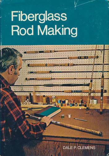 (FLUEFISKE) Fiberglass Rod Making.
