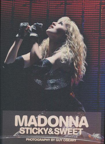 Madonna - Sticky & Sweet.