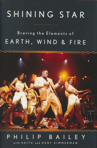 Shining Star. Braving the Elements of Earth, Wind & Fire.