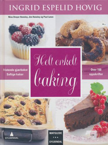 Helt enkelt baking.