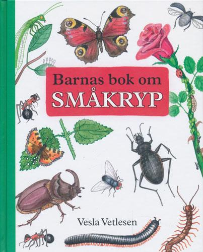 Barnas bok om småkryp.