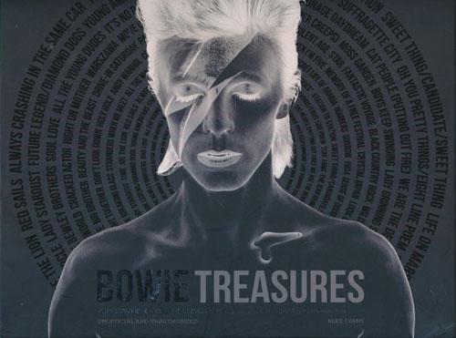 (BOWIE, DAVID) Bowie Treasures.