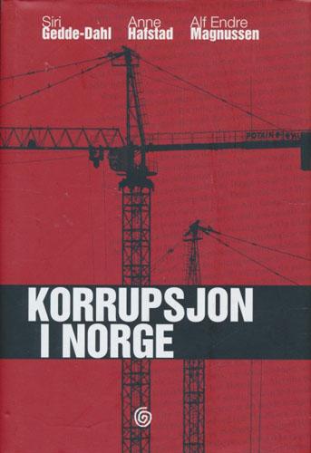 Korrupsjon i Norge.