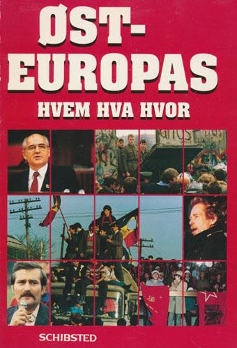 Øst-Europas hvem hva hvor.