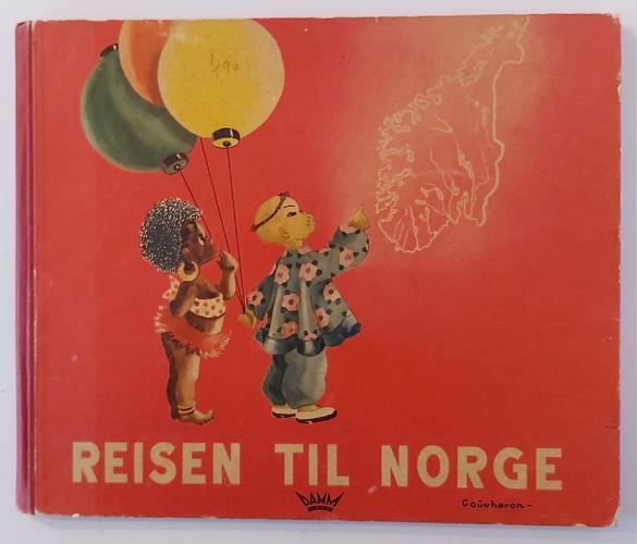 Reisen til Norge.