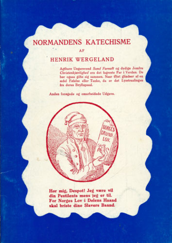 Normandens katechisme.