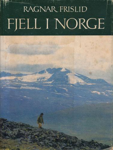 Fjell i Norge.