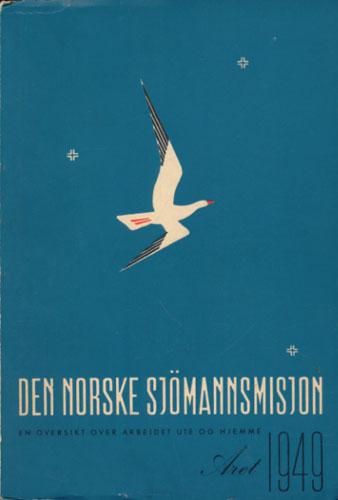 DEN NORSKE SJØMANNSMISJON.  Årbok.
