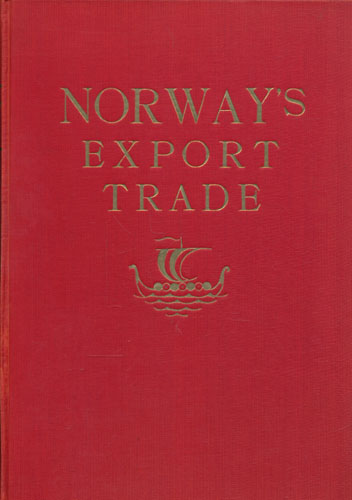 NORWAY'S EXPORT TRADE.