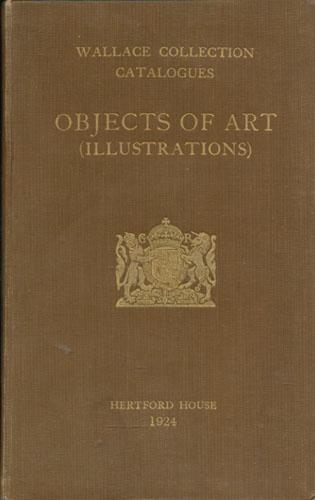 Objects of art.