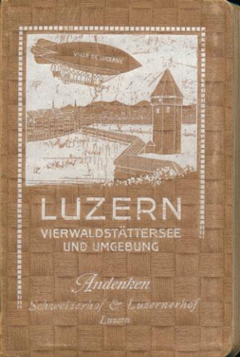 Führer für Luzern.