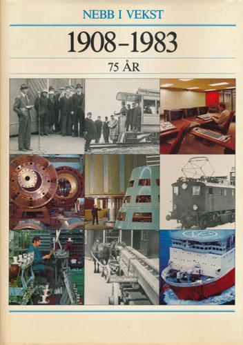 NEBB i vekst 1908-1983.