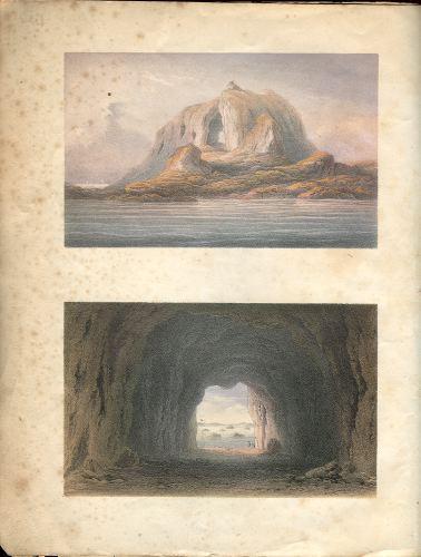 """Küsten und meer Norwegens, von A. Vibe. (Ergänzungs-Heft zu Petermanns """"Geographischen Mittheilungen"""")."""