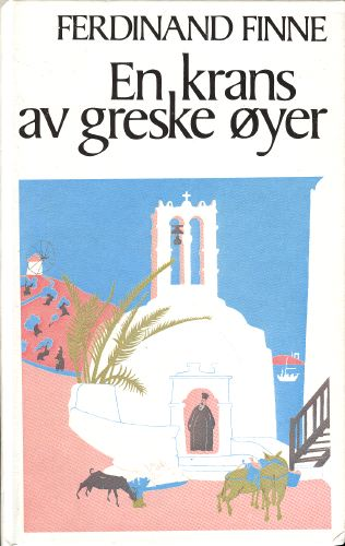 En krans av Greske øyer.
