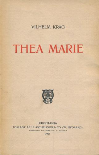Thea Marie.