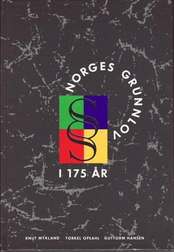 Norges grunnlov i 175 år.