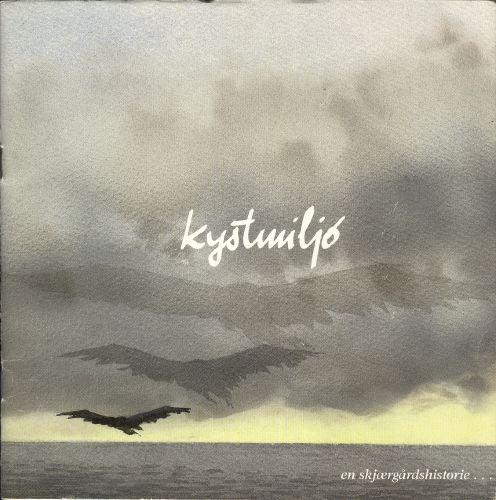 KYSTMILJØ.  Katalog over vandreutstilling i regi av Sørlandets Kunstnersenter.