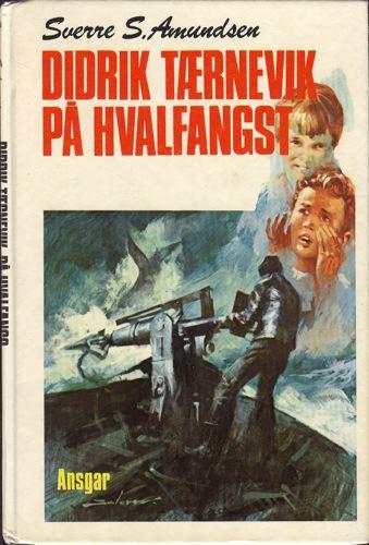 Didrik Tærnevik på hvalfangst.