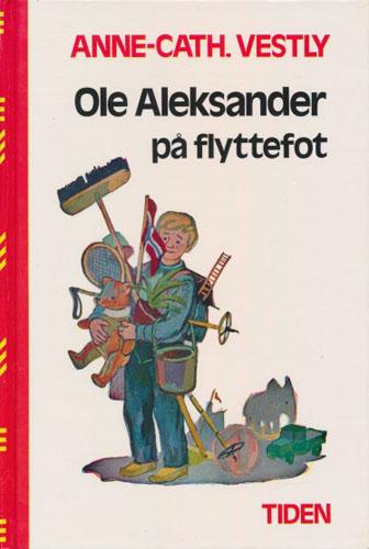 Ole Aleksander på farten.