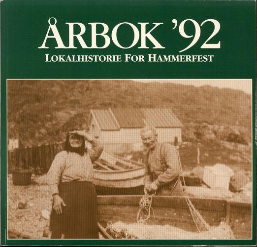 ÅRBOK.  Lokalhistorie for HAMMERFEST.