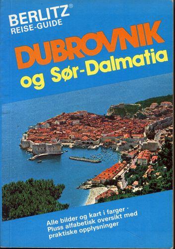 Reise-guide. Dubrovnik og Sør-Dalmatia.