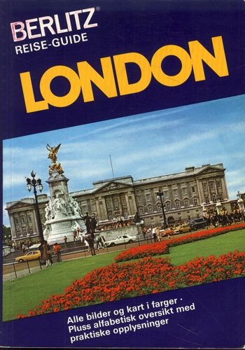 Reise-guide. London.
