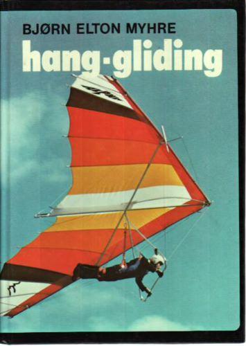 Hang-gliding.