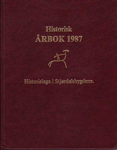 HISTORISK ÅRBOK.  Historielaga i Stjørdalsbygdene.