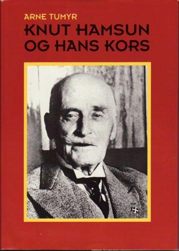 Knut Hamsun og hans kors.