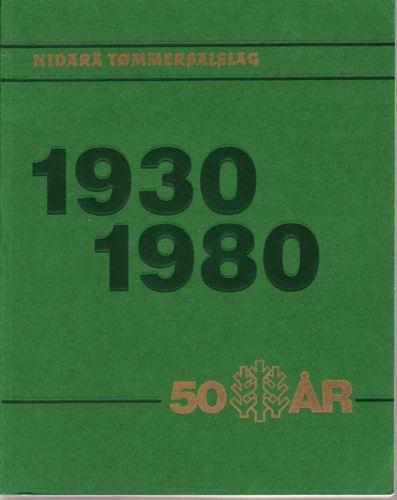 NIDARÅ TØMMERSALSLAG 1830-1980.