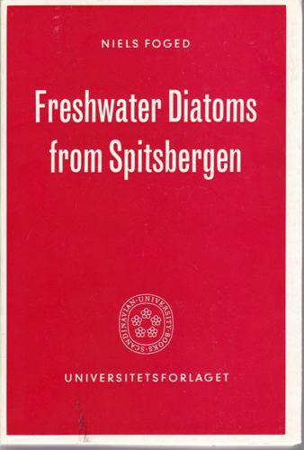 Freshwater Diatoms from Spitsbergen.