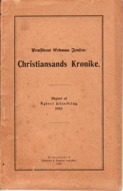 Christiansands krønike.