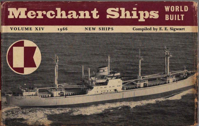 MERCHANT SHIPS.  World built.