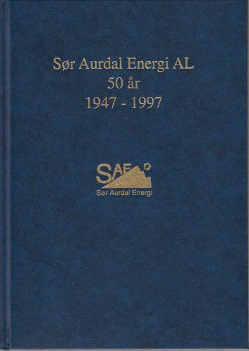 Sør Aurdal Energi AL 1947-1997.