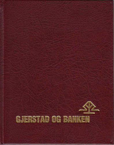 Gjerstad og banken.