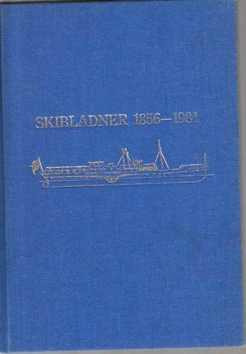 Med hjul over Mjøsa gjennom hundre år. D/S Skibladner 1856-1956.