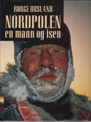 Nordpolen. En mann og isen.