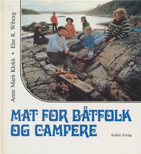 Mat for båtfolk og campere.