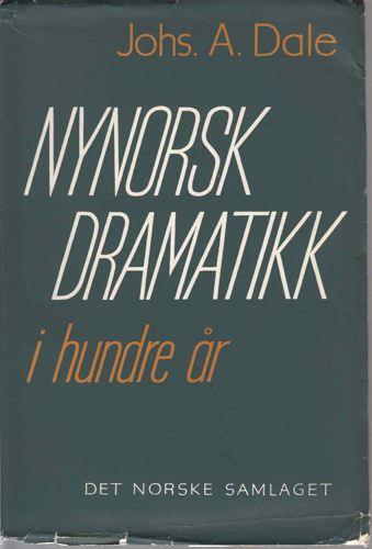 Nynorsk dramatikk i hundre år.