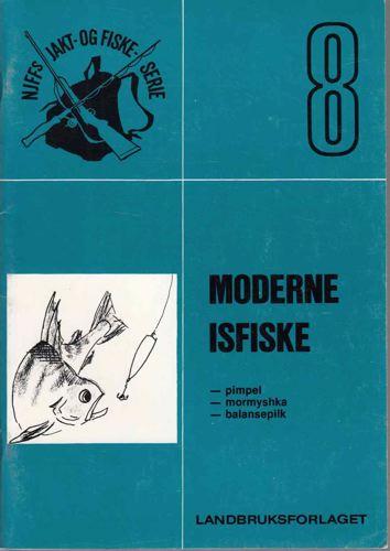 Moderne isfiske. pimpel -mormyshka -balansepilk.