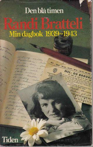 Den blå timen. Min dagbok 1939-43.