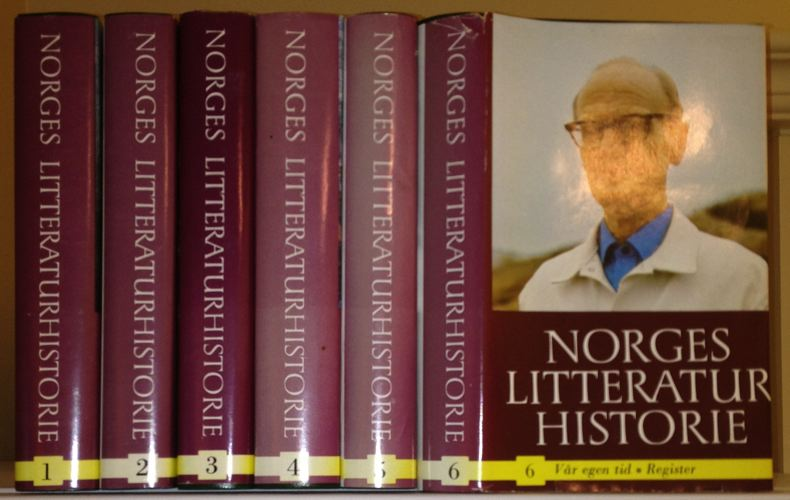NORGES LITTERATURHISTORIE.