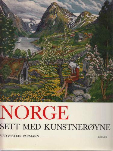 Norge sett med kunstnerøyne.