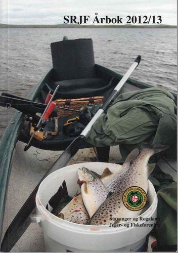 STAVANGER OG ROGALAND JEGER- OG FISKEFORENING.  Årbok.