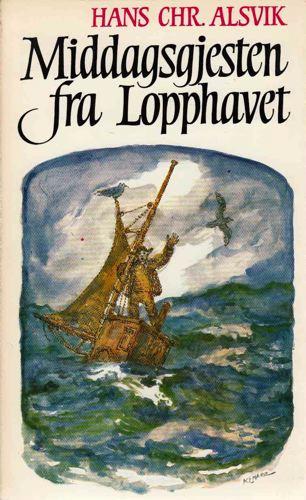 Middagsgjesten fra Lopphavet. Fortellinger.