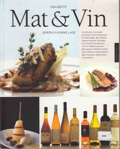 Den beste mat & vin boken vi kunne lage.