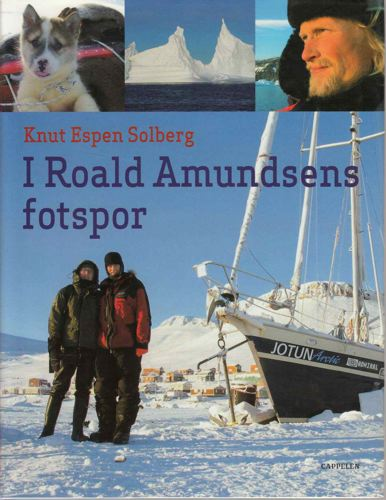 I Roald Amundsens fotspor.