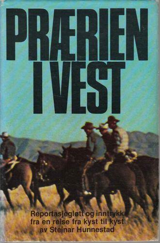 Prærien i vest.